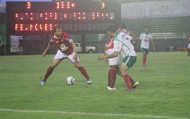 Rio Branco-AC e Galvez-AC abrem o Campeonato Acreano 2013 (Foto: João Paulo Maia)