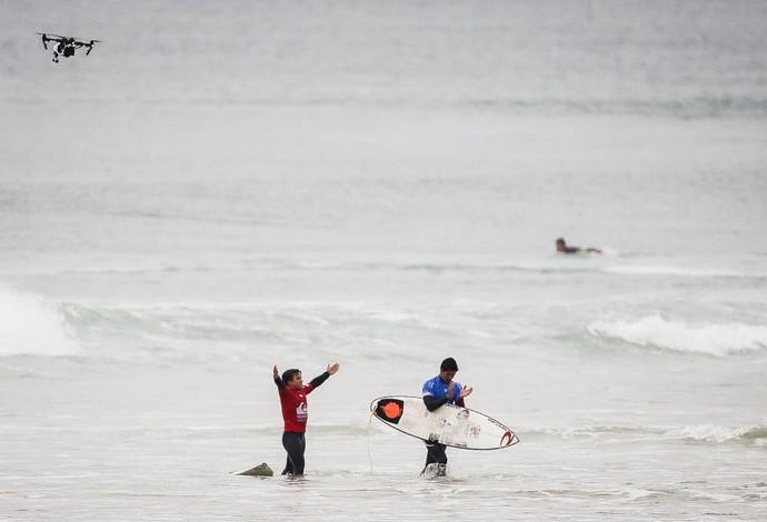 Keanu Asing campeão etapa Hossegor França surfe (Foto: Divulgação/WSL)