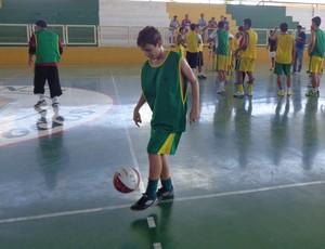 Vinícius é uma das apostas para o futuro (Foto: Juscelino Filho)