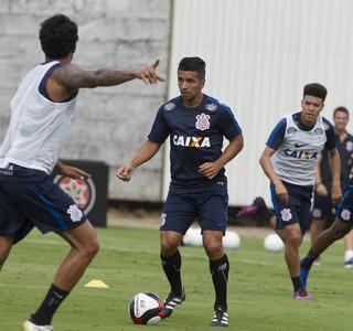 Guilherme Marquinhos Gabriel Corinthians (Foto: Daniel Augusto Jr./Agência Corinthians)