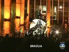 Grupo tenta invadir Palácio do Itamaraty e é repelido pela polícia