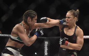 """Ronda e Demian levam bônus de """"Performance da Noite"""" no UFC Rio 7"""