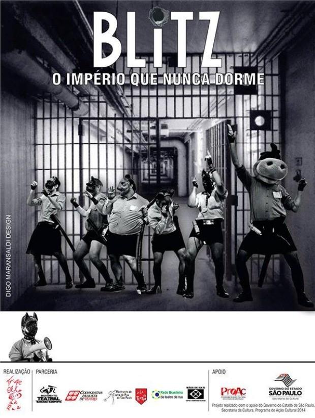 Peça conta com apoio do Governo do Estado (Foto: Divulgação)