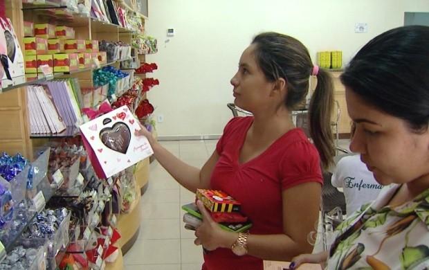 Mundial não vai atrapalhar o momento romântico dos torcedores (Foto: Bom Dia Amazônia)
