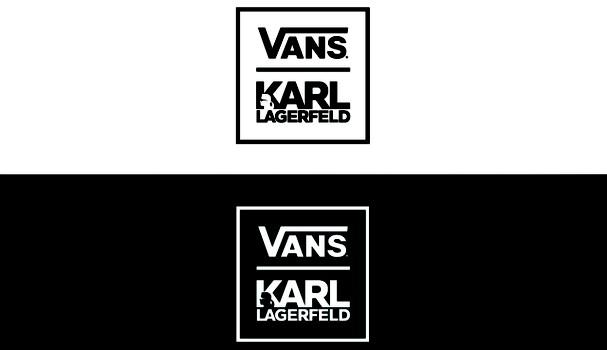 Parceria entre Karl Lagerfeld e Vans (Foto: Divulgação)