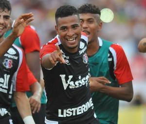 Alan Vieira Santa Cruz (Foto: Aldo Carneiro (Pernambuco/Press))