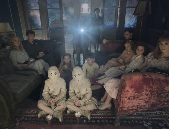 Cena de O lar das crianças peculiares, novo filme de Tim Burton (Foto: Fox Film)