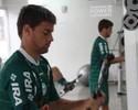 Exame não aponta lesão e Lucas Mendes deve ser liberado no Coxa