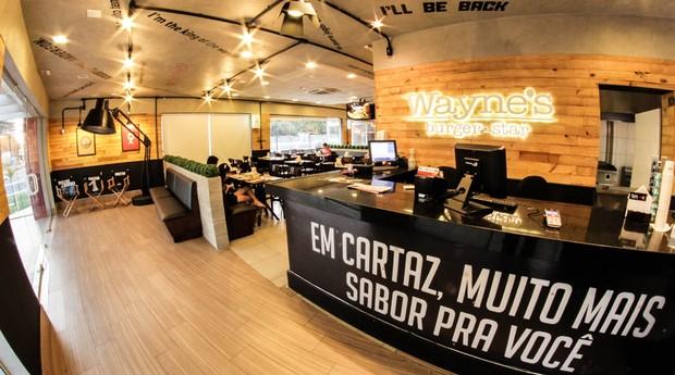 Wayne's Burger Star (Foto: Divulgação)