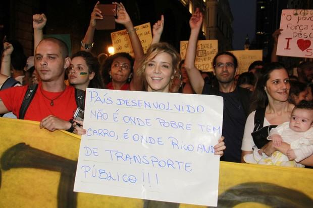 Christine Fernandes (Foto: Isac Luz / EGO)