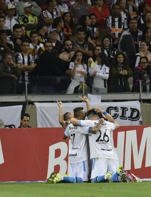 Atlético-MG x Grêmio (Foto: Douglas Magno)