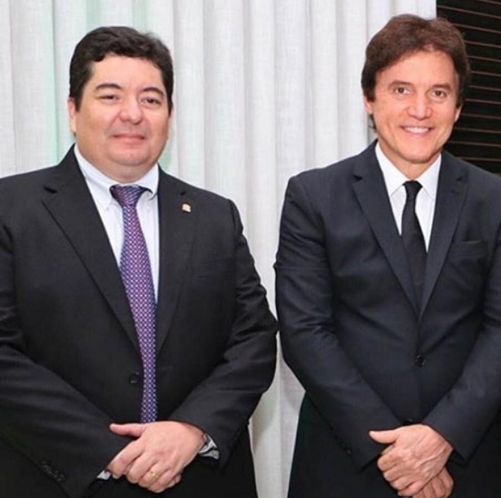 Eudo Rodrigues Leite é o escolhido novo procurador-geral de Justiça do MPRN (Foto: Arquivo Pessoal )