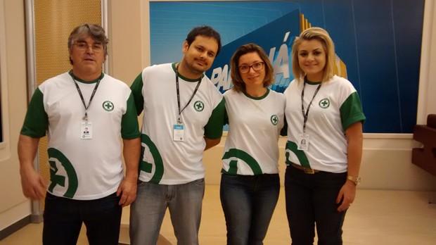 CIPA promoveu ação de integração, em Londrina (Foto: Divulgação/RPC TV)