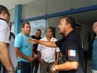 Policiais civis paralisam serviços no Code em ato por campanha salarial