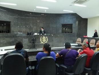 Audiência de instrução e julgamento vai ouvir testemunhas. (Foto: Luna Markman / G1 PE)