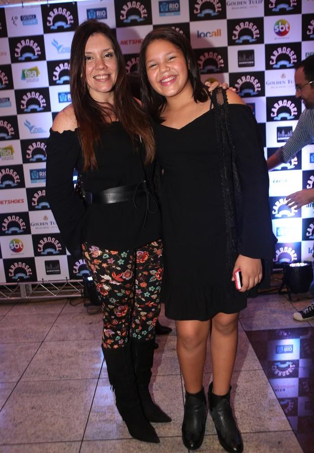 Simony e Aysha (Foto: Iwi Onodera/ EGO)