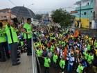 Funcionários da Codesavi entram em greve por falta de pagamento do 13º