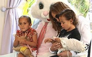 Jennifer Lopez e filhos 185 (Foto: Agência Grosby Group)