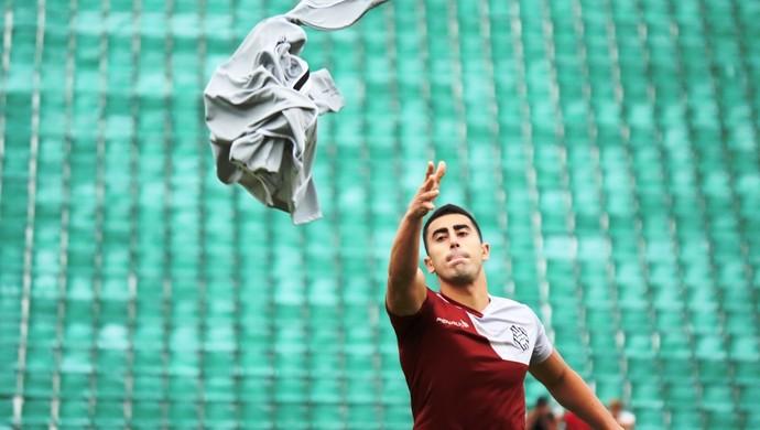 Marquinhos Pedroso (Foto: Luiz Henrique/Figueirense FC)