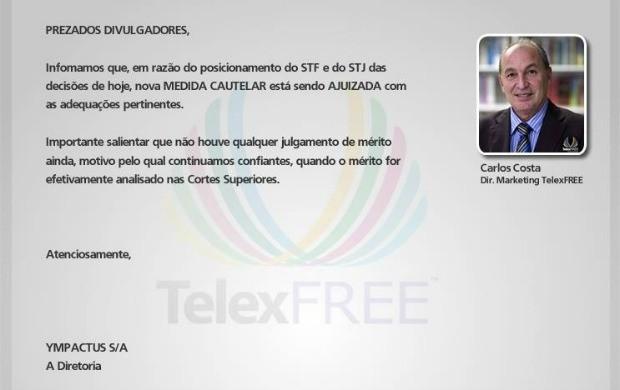 notatelex (Foto: Reprodução Facebook)