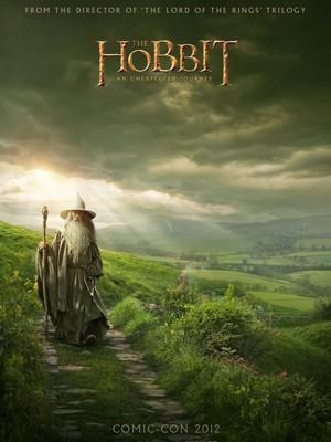 Cartaz de 'O Hobbit' (Foto: Divulgação)