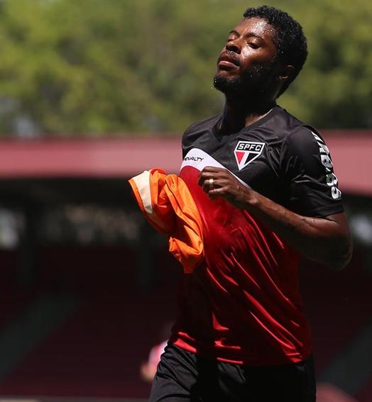 sem pressão (Rubens Chiri / site oficial do São Paulo FC)