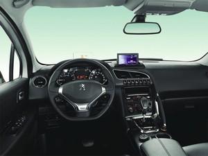 Interior do novo Peugeot 3008 (Foto: Divulgação)
