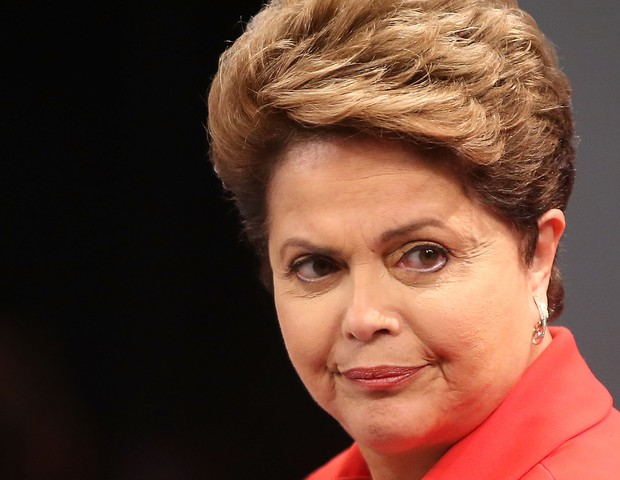 Dilma Rousseff: presidenta tem o 12° maior salário entre líderes globais (Foto: Getty Images)