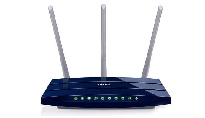 Modelo traz antenas de 5 dbi (Foto: Divulgação/TP_Link)