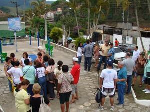 Inauguração da academia aconteceu nesta terça-feira. (Foto: Divulgação/Prefeitura de Cordeiro)