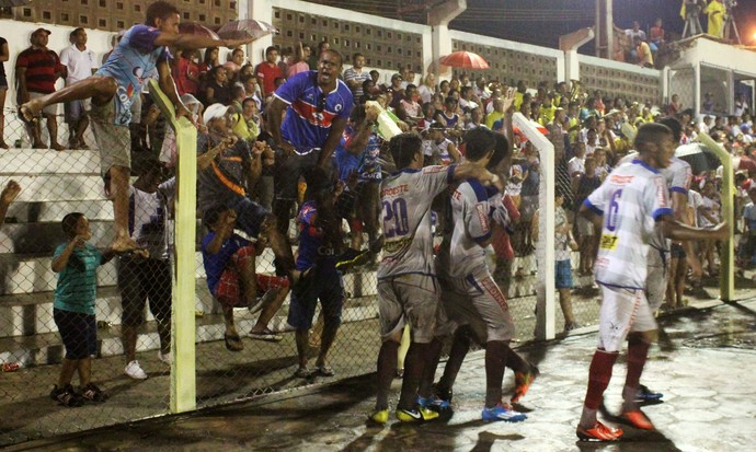 Barras x Piauí - Campeonato Piauiense (Foto: Josiel Martins )