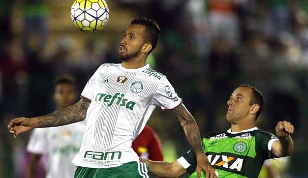 Palmeiras e Chapecoense se enfrentam (Foto: Ag. Palmeiras/ Divulgação)