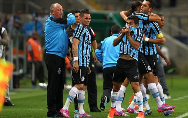 Grêmio Chapecoense Arena Campeonato Brasileiro (Foto: Lucas Uebel/Grêmio FBPA)