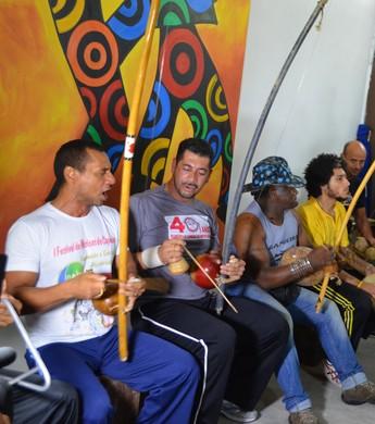 Casa da Capoeira de Roraima (Foto: Nailson Wapichana)