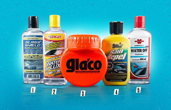 Teste de produto - Repelente de Água (Foto: Redação Autoesporte)