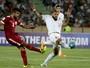 """Goleiro falha aos 49, e """"brasileiro"""" Catar cai para o Irã fora de casa"""