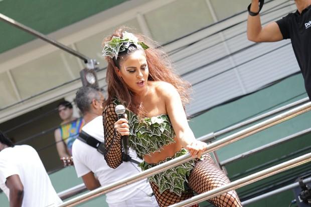 Alinne Rosa (Foto: Fabio Moreno/Agnews)