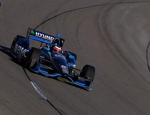 Rubens Barrichello fórmula indy (Foto: LAT/KV/Mpteam)