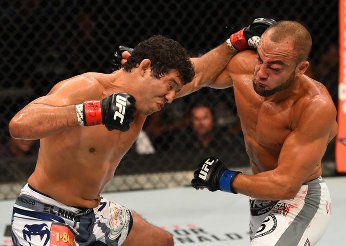 Gilbert Melendez Eddie Alvarez UFC 188 (Foto: Getty Images)