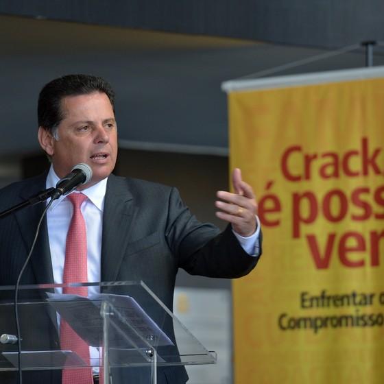 O governador de Goiás, Marconi Perillo (Foto: Wilson Dias/Abr)