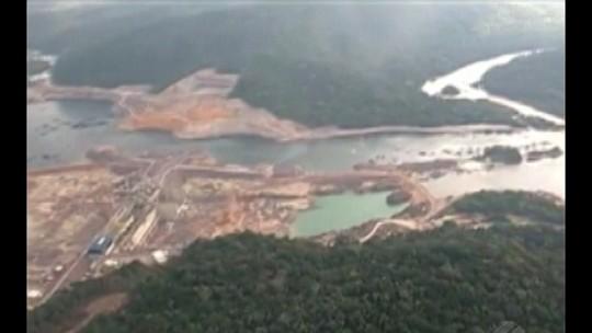 Vazamento de óleo é detectado no rio Teles Pires em Jacareacanga, no Pará