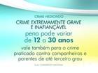 Projeto de lei transforma assassinato de policiais em crime hediondo