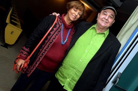 Tetê Moraes e João Donato  (Foto: Cristina Granato)