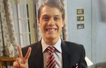 Daniel Torres revela segredos dos bastidores de 'Pé na Cova' (TV Globo)