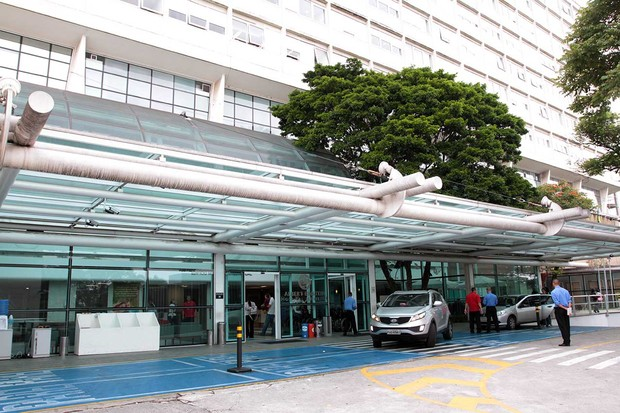 Hospital Albert Einsten (Foto: Orlando Oliveira/AgNews)
