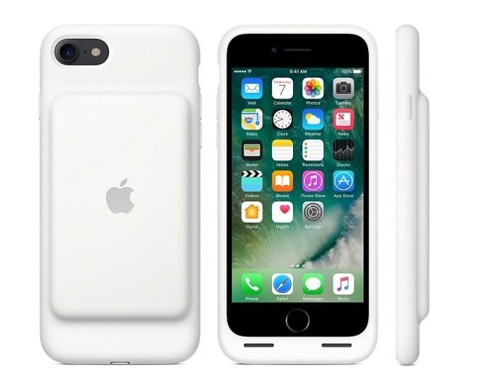 Smart Battery Case para iPhone 7 tem 17% a mais de capacidade  (Foto: Divulgação/Apple)