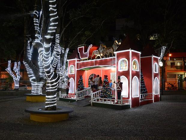 Natal Encantado (Foto: Valdenir Lima)