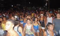 Bloco 'Quero Mais' encerra o Carnaval (Gustavo Garcia)