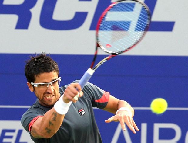 Tipsarevic vence ATP de Chennai (Foto: Agência AFP)