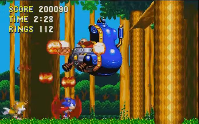 Sonic 3  (Foto: Reprodução/YouTube)